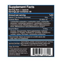 Eupepsia Supplement Facts